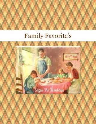Family Favorite's