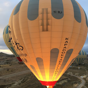 Shotoniphone  by Anwesh Soma - Transportation Other ( hotairballoon )