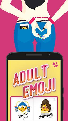 Adult XXX Emoji Sexy Emoticons