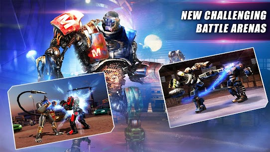 Real Steel World Robot Boxing Apk Mod Dinheiro Infinito- 4