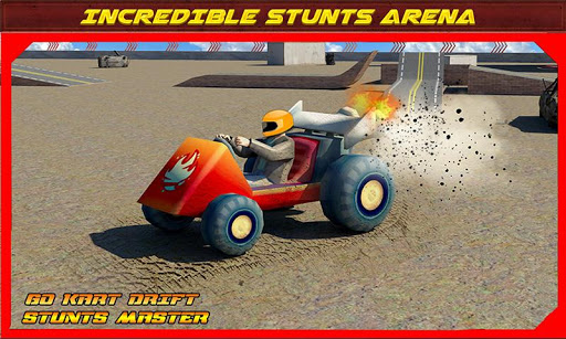 Go Kart Drift Stunts Master