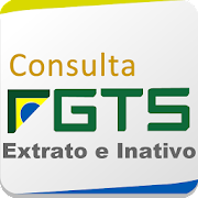 App FGTS Fácil - consultar fgts caixa saldo extrato APK for Windows Phone