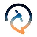 satellite – weltweit mobil telefonieren icon