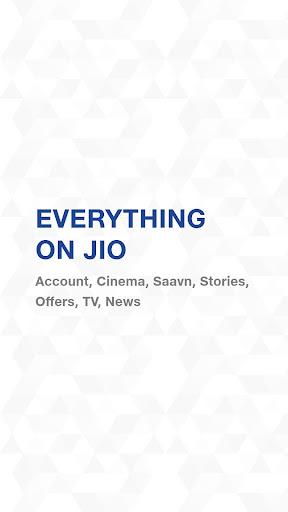 MyJio: For Everything Jio 6.0.19 Screenshots 2