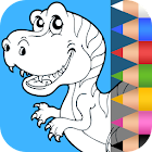 Dinosaurs Coloring Pages icon