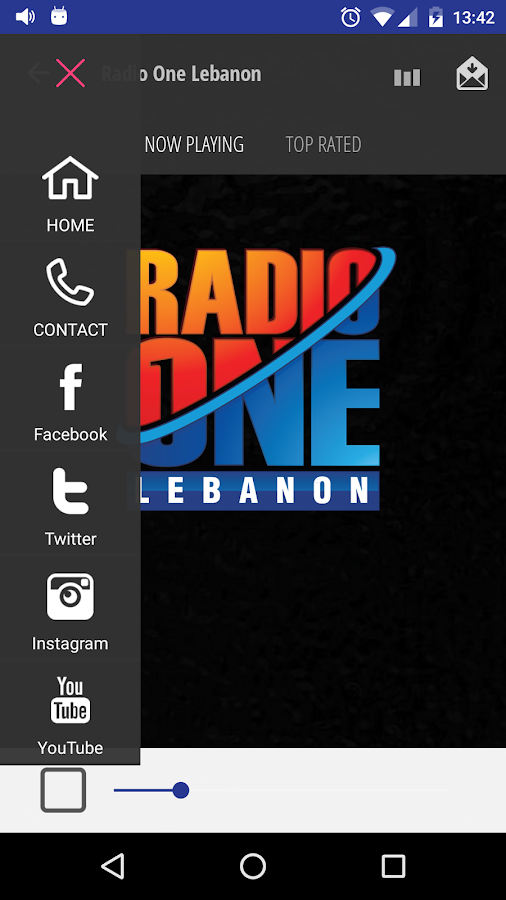 Radio One Leb- screenshot