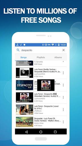BlueTunes - Free Music & Music Videos for PC