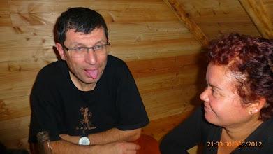 Photo: Pas bien Marc!!