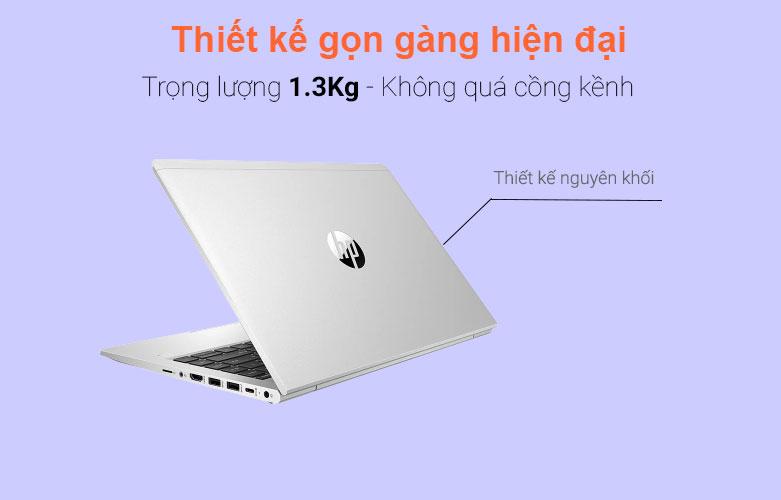 Laptop HP ProBook 440 G8-342H3PA (i5-1135G7) (Bạc)   Thiết kế gọn gàng