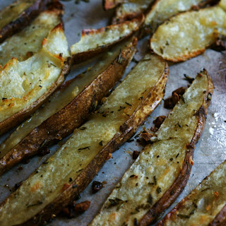 Herb Roasted Potato Wedges