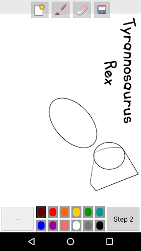 玩免費遊戲APP|下載How to Draw Dinosaurs app不用錢|硬是要APP