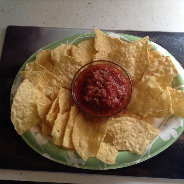 Pioneer Woman Restaurant Style Salsa Recipe