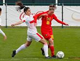 Charleroi haalt speelster op bij Standard