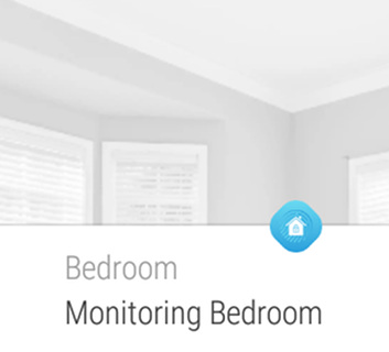 Home Security Monitor System Screenshot