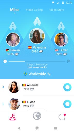 Ablo - Make new friends worldwide screenshots 6