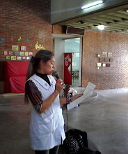 Photo: Gracias querida Elsa!! (Vice directora de la Escuela Nº 4)