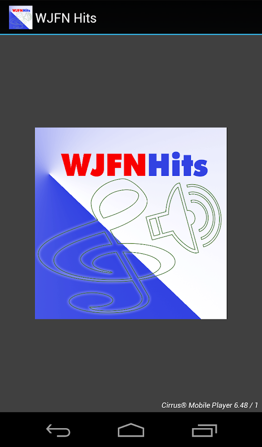 WJFN Hits- screenshot