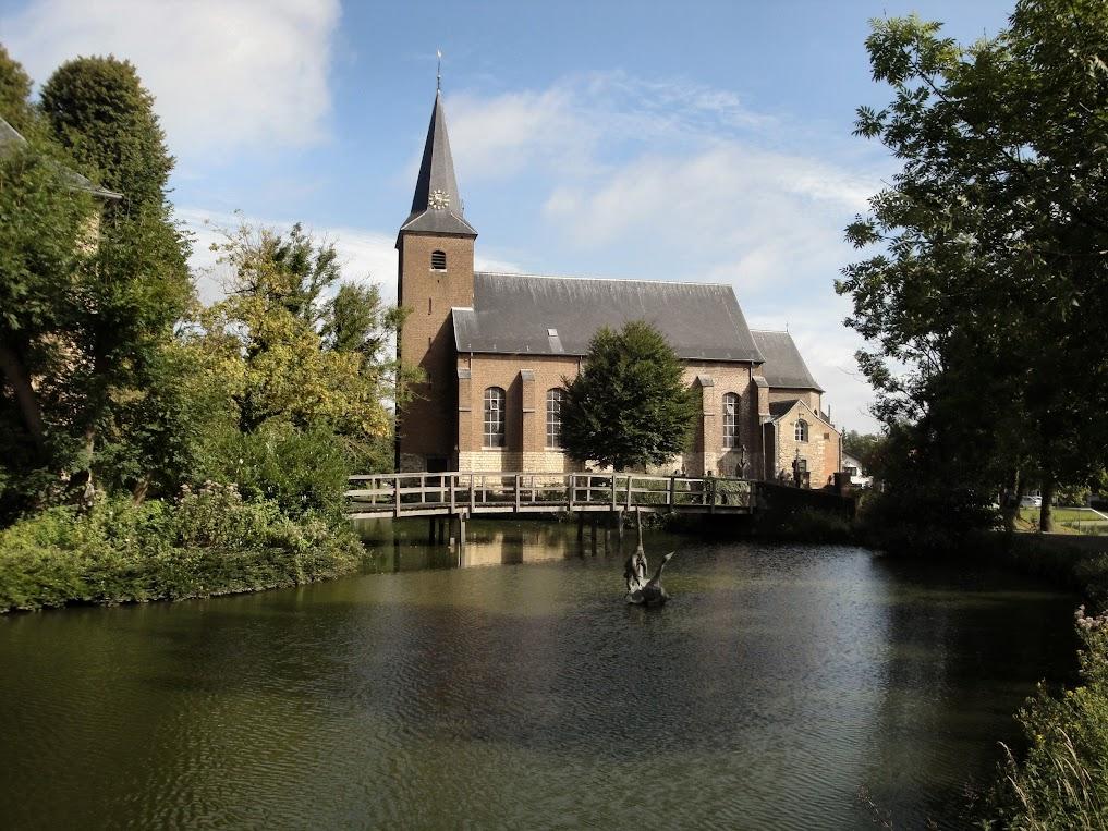 Kerk in Wijnandsrade