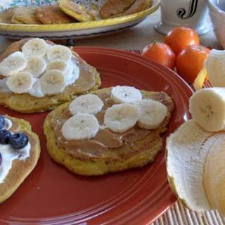 Almond Flour & Walnut Paleo Pancakes