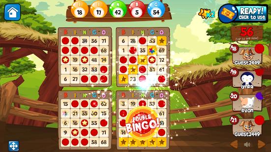 Bingo Abradoodle Free Bingo Game Android Apps On