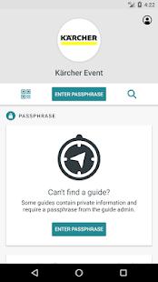 Kärcher Event - náhled