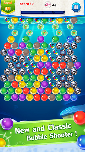 Fish Rescue : Bubble Shooter Game image   8