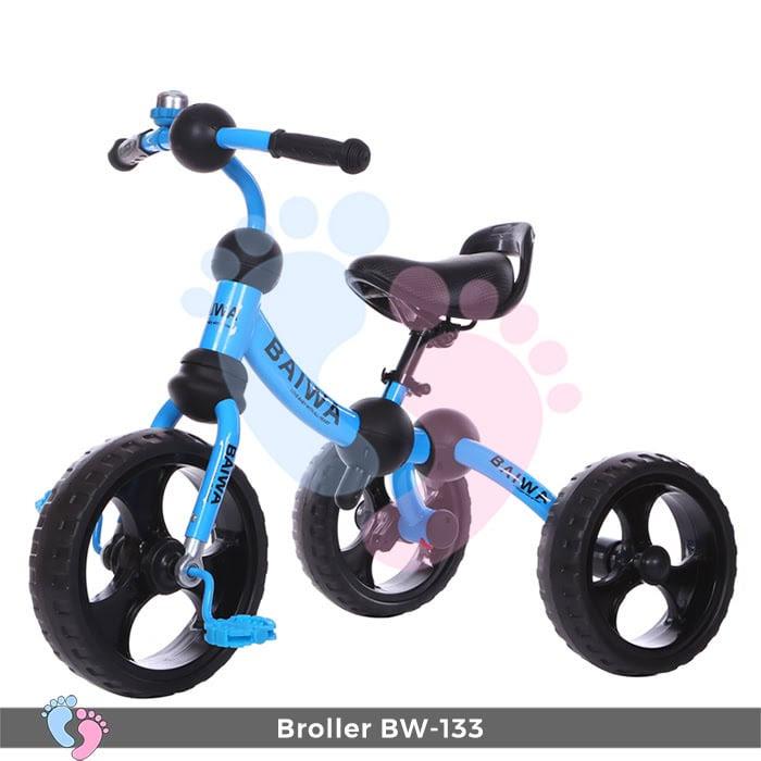 Xe đạp 3 bánh Broller XD3-133 5
