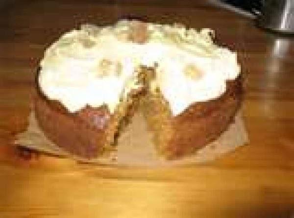 Ginas Mix It Up Giner Cake Recipe