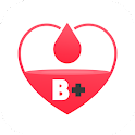 B Positive Blood Donors Online icon