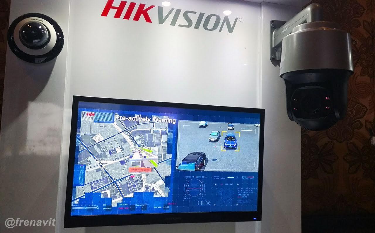 SMART CCTV HIKVISION SURABAYA