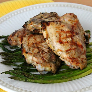 Hidden Valley Ranch Country Marinade Grilled Chicken.