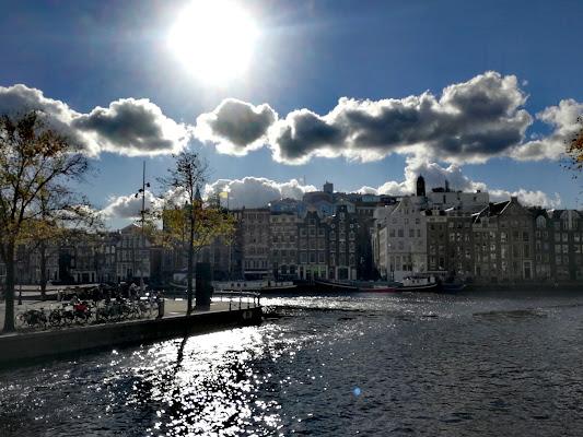 Amsterdam, sole e nuvole di AleDG
