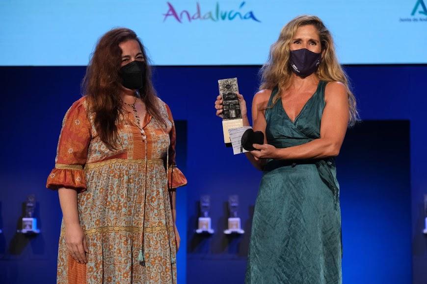 Premio Buenas Prácticas para Inés Rosales.