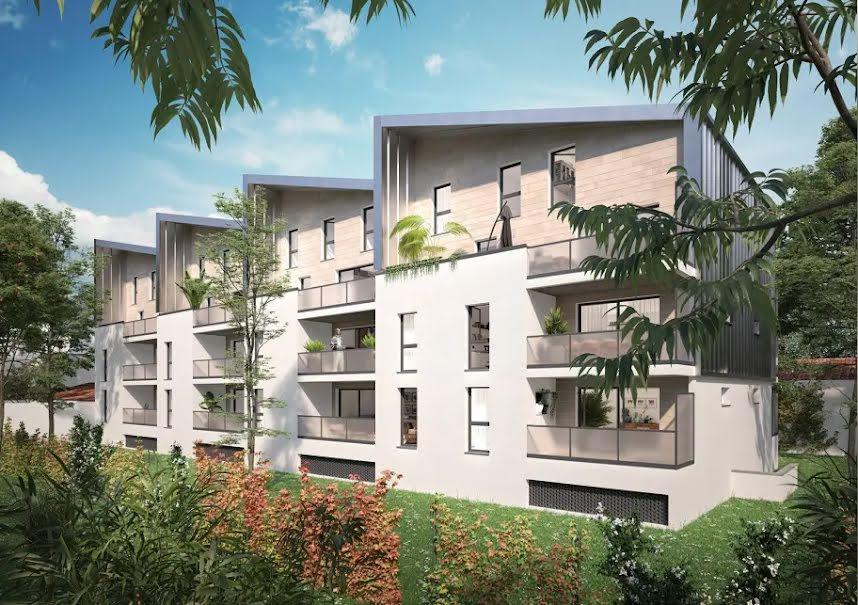Programme immobilier neuf Bordeaux : appartements du 2 pièces au 5 pièces à partir de 379900 €