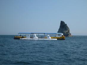 Photo: Žabžova výprava do hlubin moře