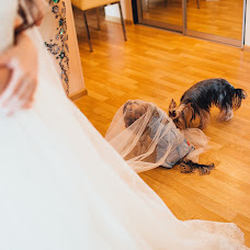 Wedding photographer Olga Kuznecova (matukay). Photo of 25.04.2017
