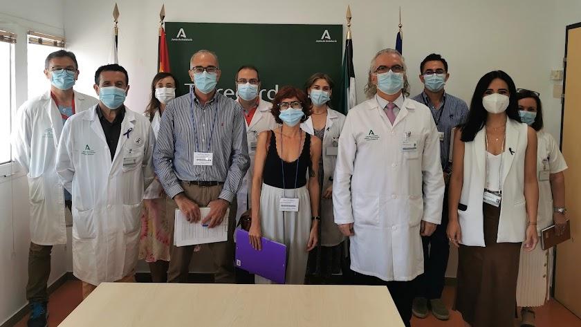El Hospital Universitario Torrecárdenas consigue la acreditación de ACSA como centro sanitario especializado contra la violencia de género
