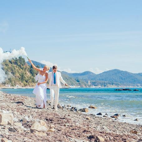 Wedding photographer Denis Fadeev (Den23rus). Photo of 02.10.2017