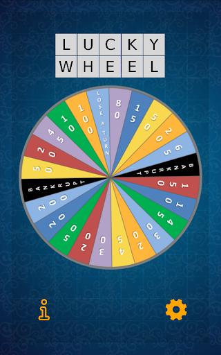Lucky Wheel English