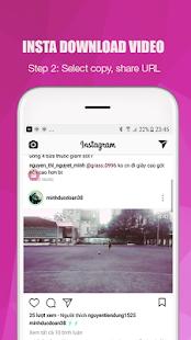 Videos Downloader for Instagram - náhled