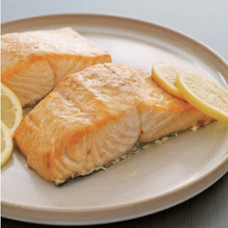 Perfect Oven-baked Salmon