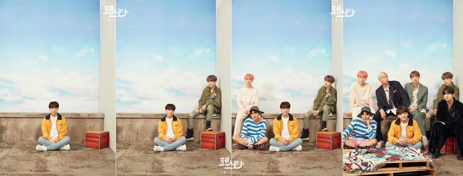 BTS May Be The Happiest Family You've Ever Seen In Their