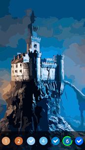 ColorPlanet Mod Apk Oil Painting Color (Unlimited Money) 7