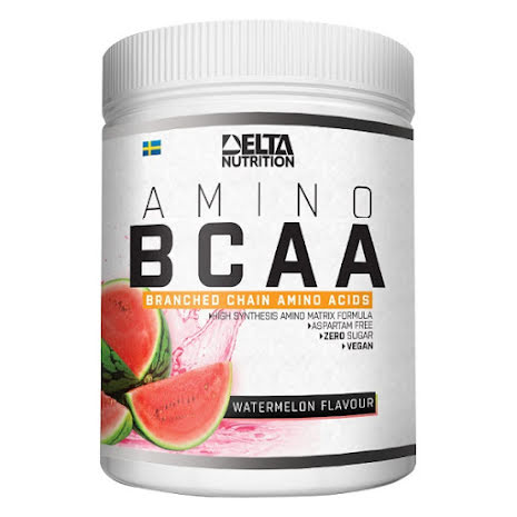 Delta Nutrition BCAA 400g - Watermelon