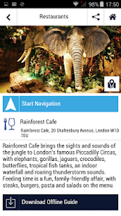 ArrivalGuides Offline Guides- screenshot thumbnail