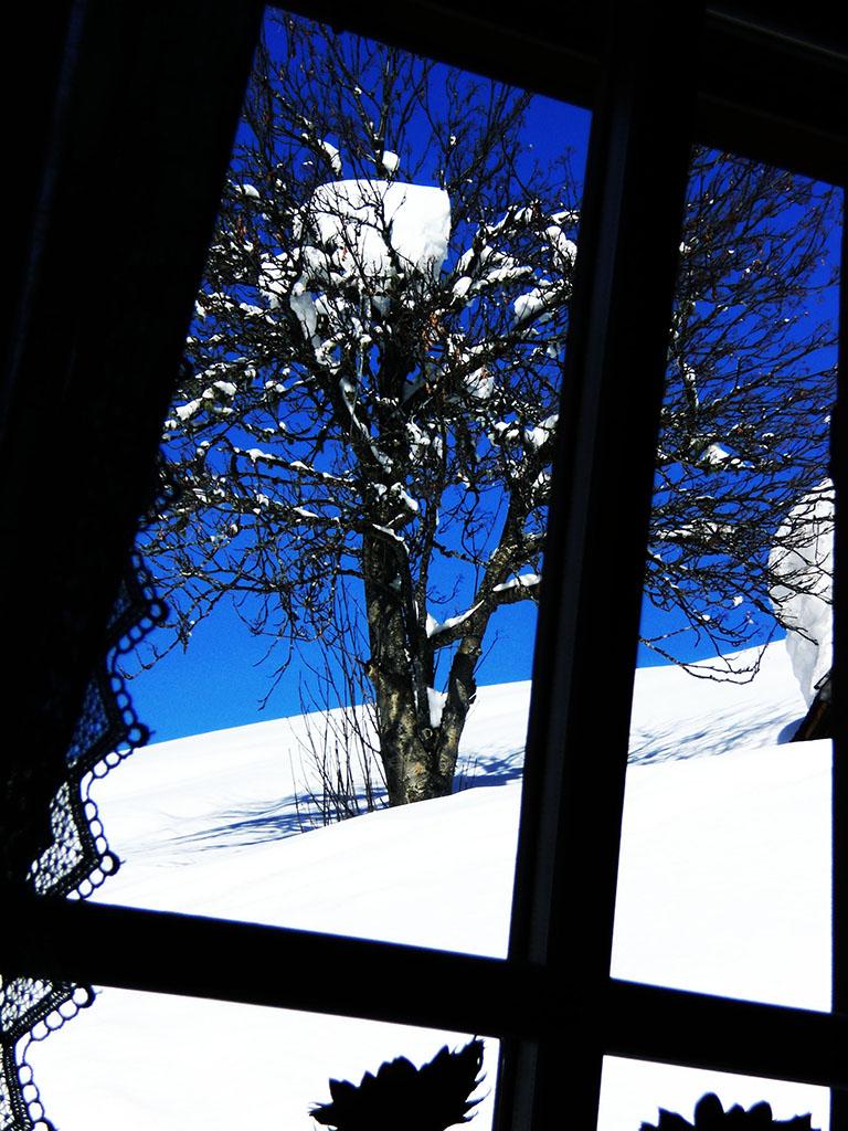 Baita sommersa dalla neve di Liura88