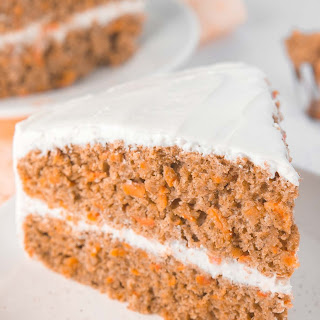 The Ultimate Healthy Carrot Cake