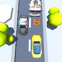 Taxi call me - car racing icon