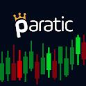 Paratic Piyasalar: Döviz, Altın, Borsa, Kriptolar icon
