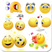Emoticons for share